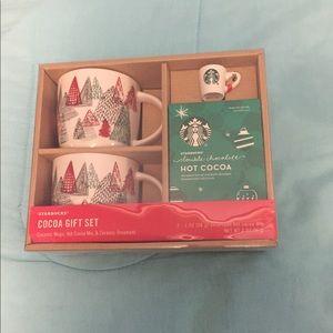 Starbucks Cocoa Gift Set